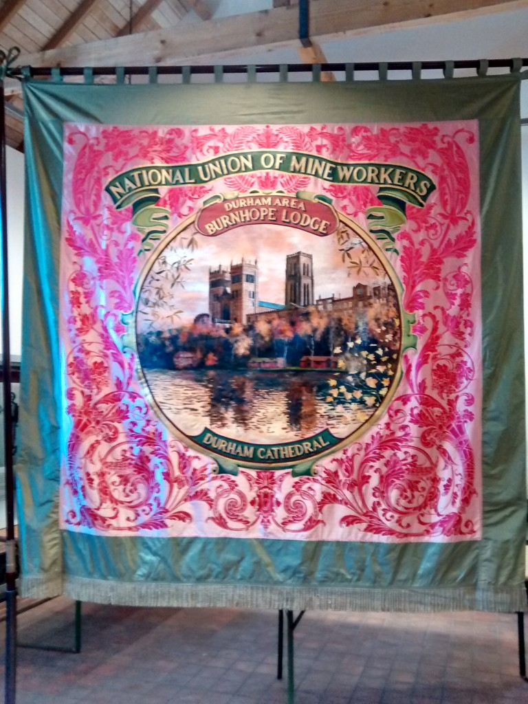 The Burnhope Banner