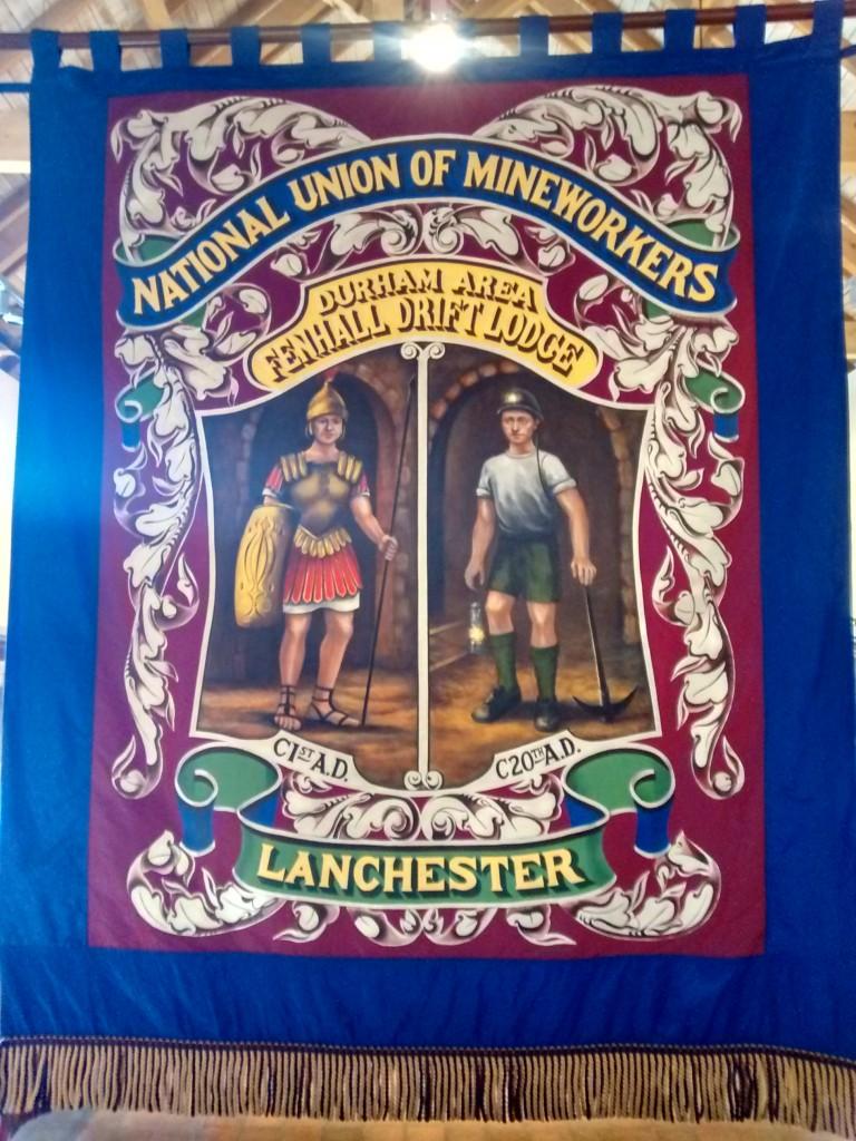 Lanchester Fenhall Drift banner
