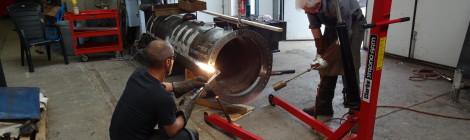 Steam Locomotive Restoration and Construction