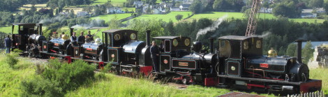 Threlkeld Quarry Railway 2015 Gala...