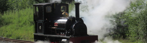 Ffestiniog & Welsh Highland Railway Helps us out...