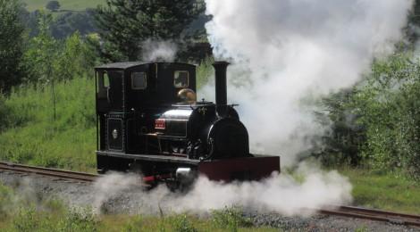 Ffestiniog & Welsh Highland Railway Helps us out...