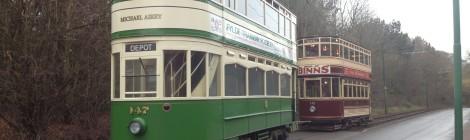 Blackpool 147 arrives...