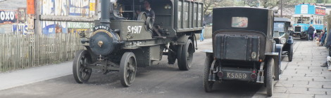 Great War Steam Fair - Day 1