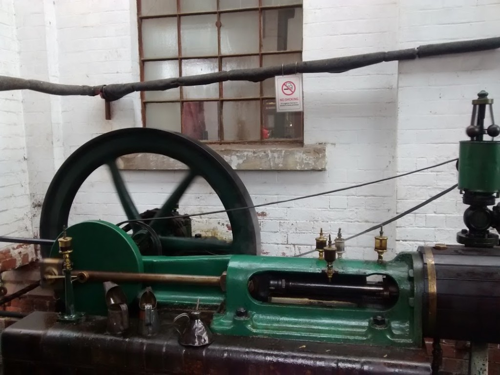 The Agitator Engine