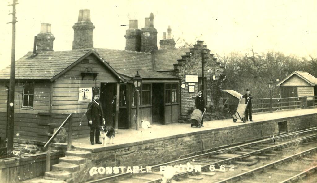 ConstableBurton