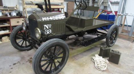 Model T Programme Update...