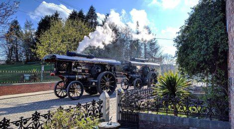 Great North Steam Fair on Facebook