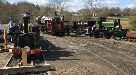 Great North Steam Fair
