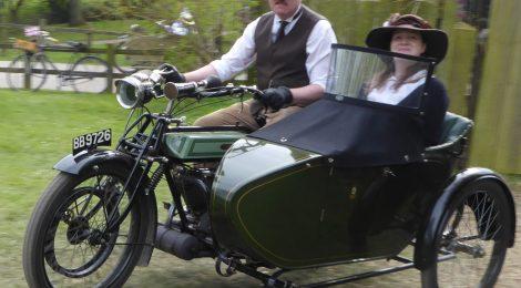Mills & Fulford Motorcycle Sidecar Restoration