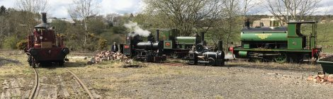 Twitter Steam Rally 1st May 2021...