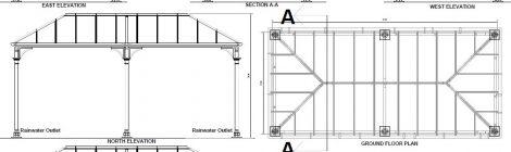 Darlington Corporation Bus Shelter Restoration - Part 1